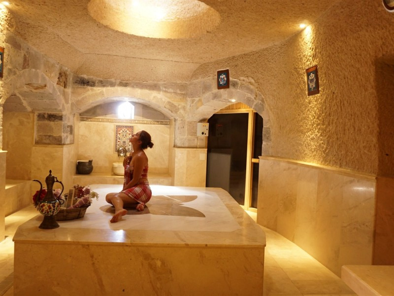Cave TURKISH BATH & Spa