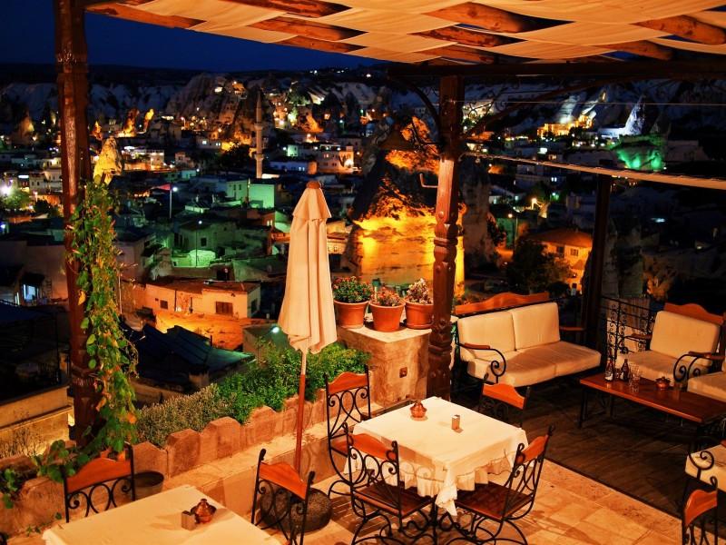 Kelebek's Restaurant Goreme