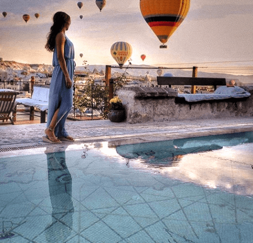 Refleshing Swimming Pool