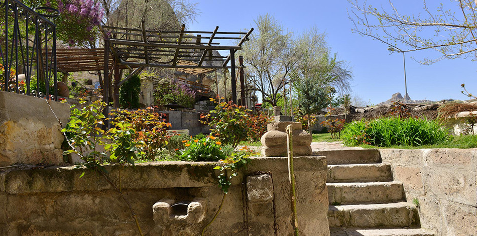 Garden and Terraces With the best View