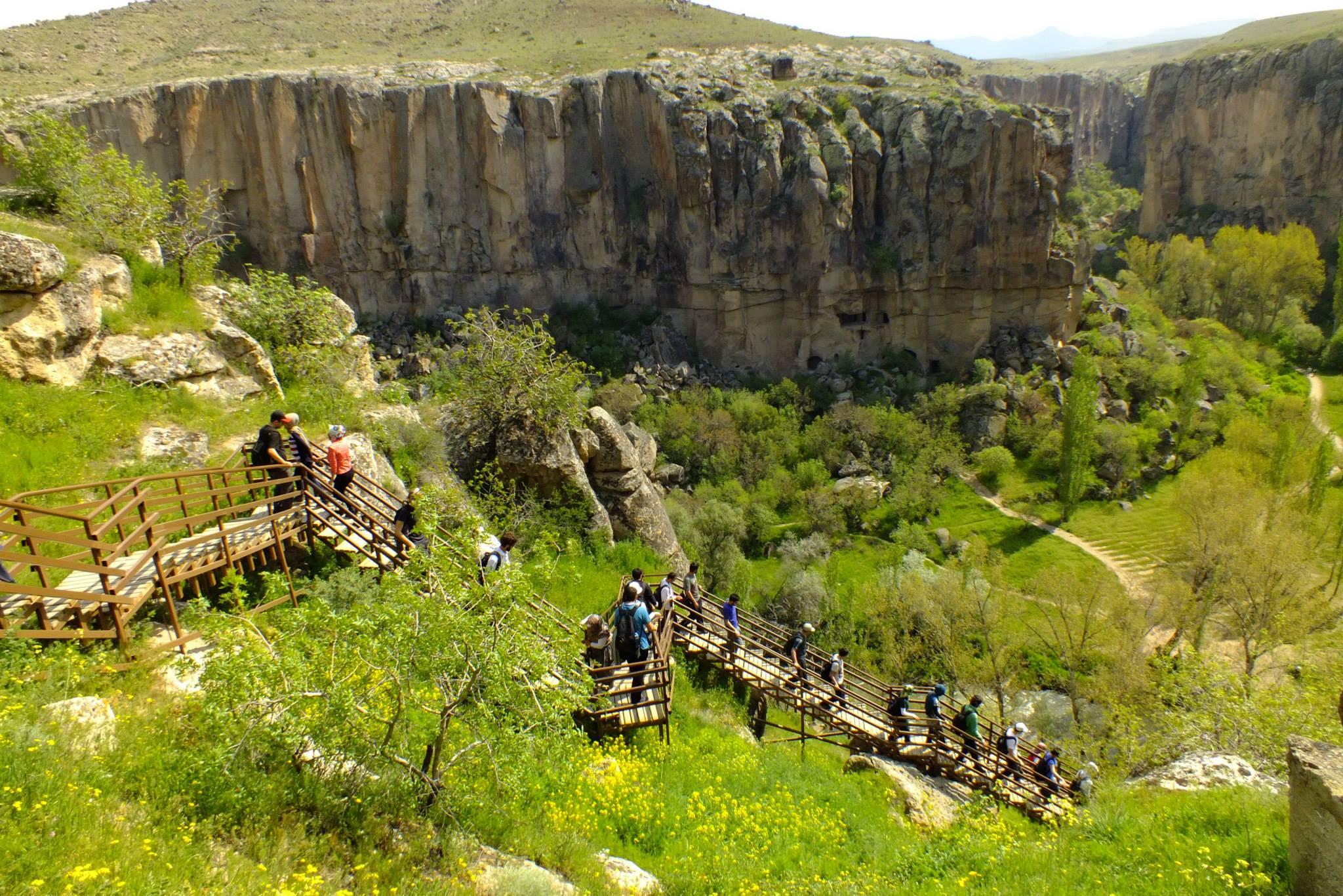 Green Tour & Ihlara Valley
