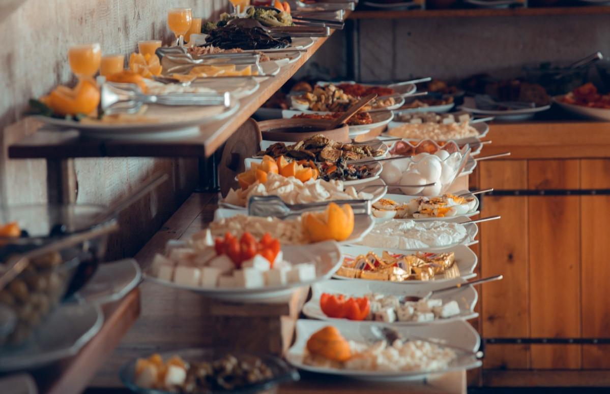 Ресторан Келебека в Гёреме