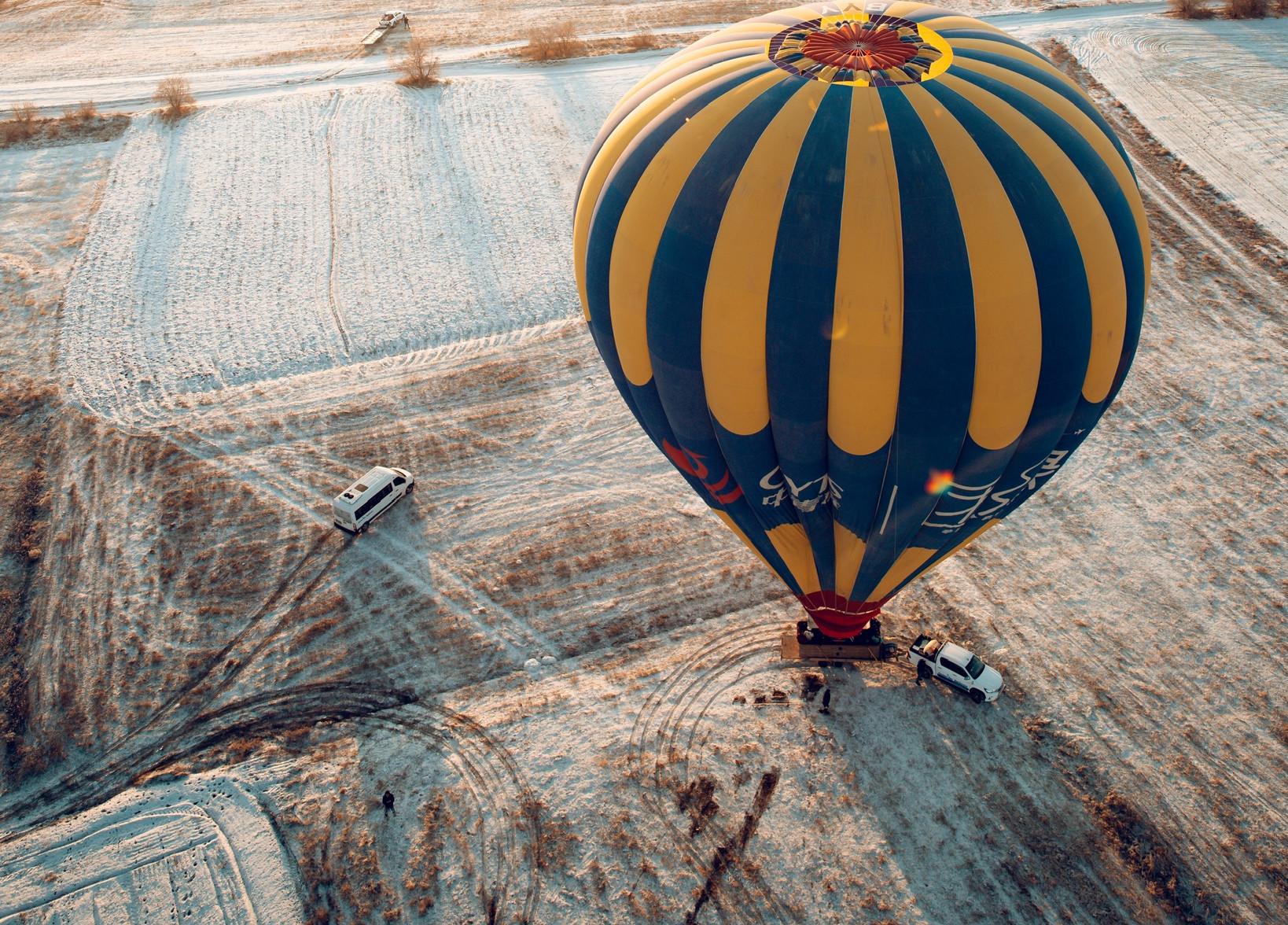 Standard Balloon Rides  in Cappadocia