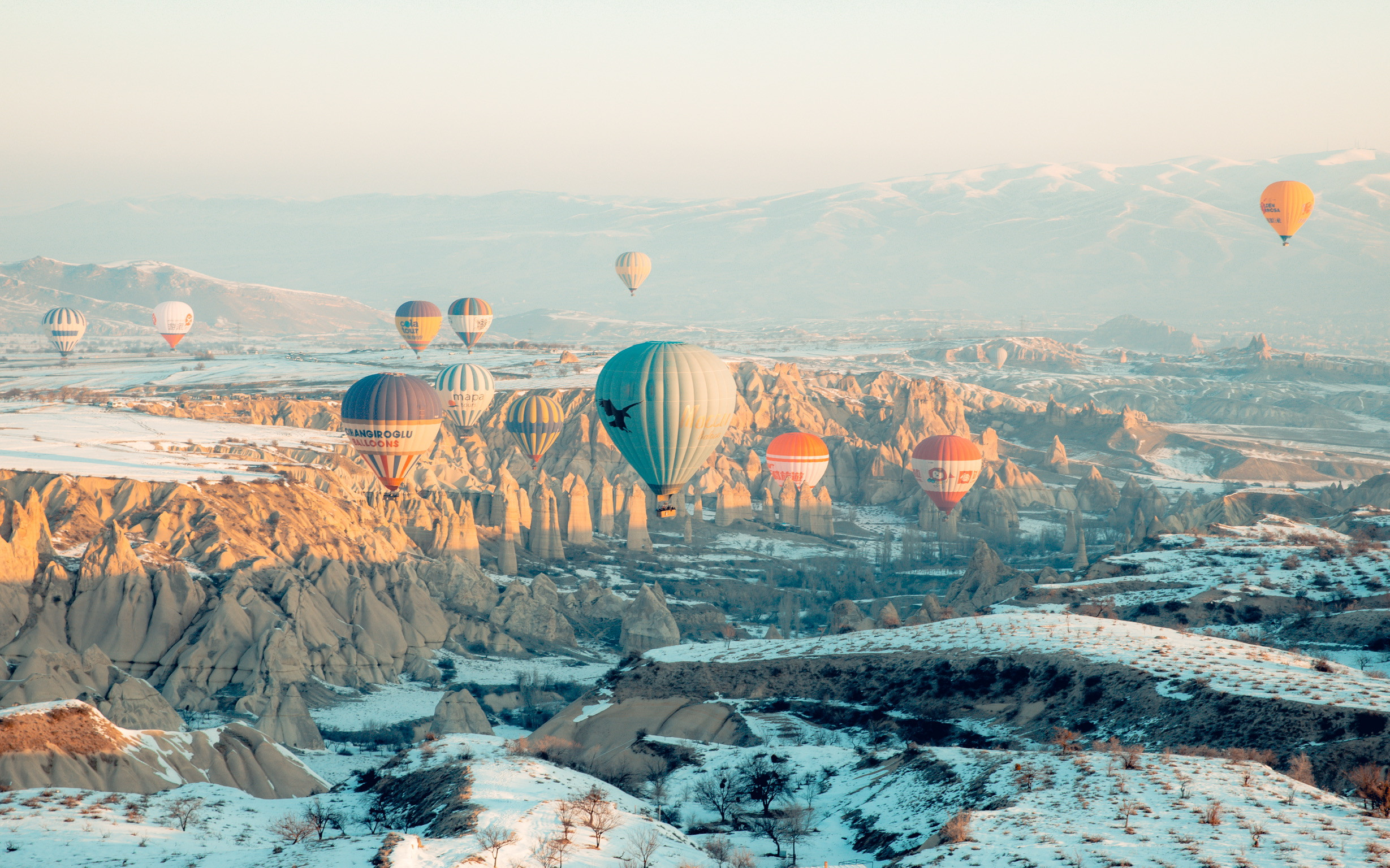 Most affordable balloon ride in Cappadocia!