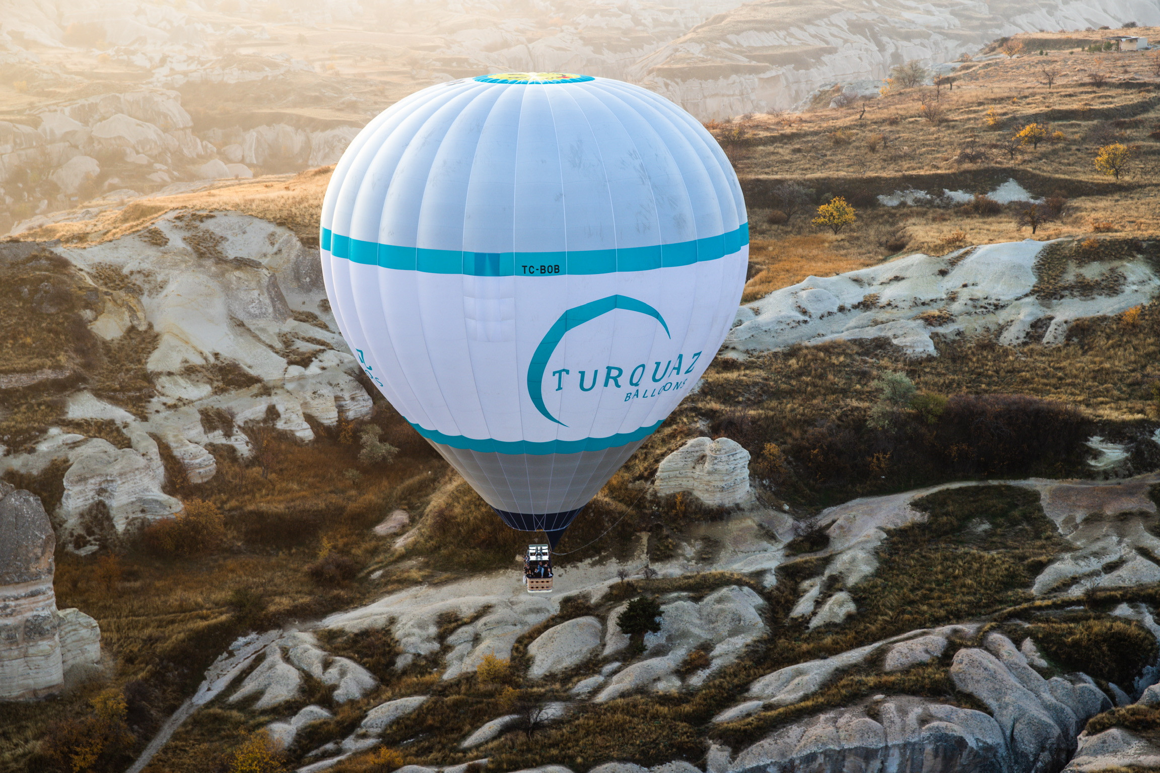 Private Balloon Rides Over Cappadocia