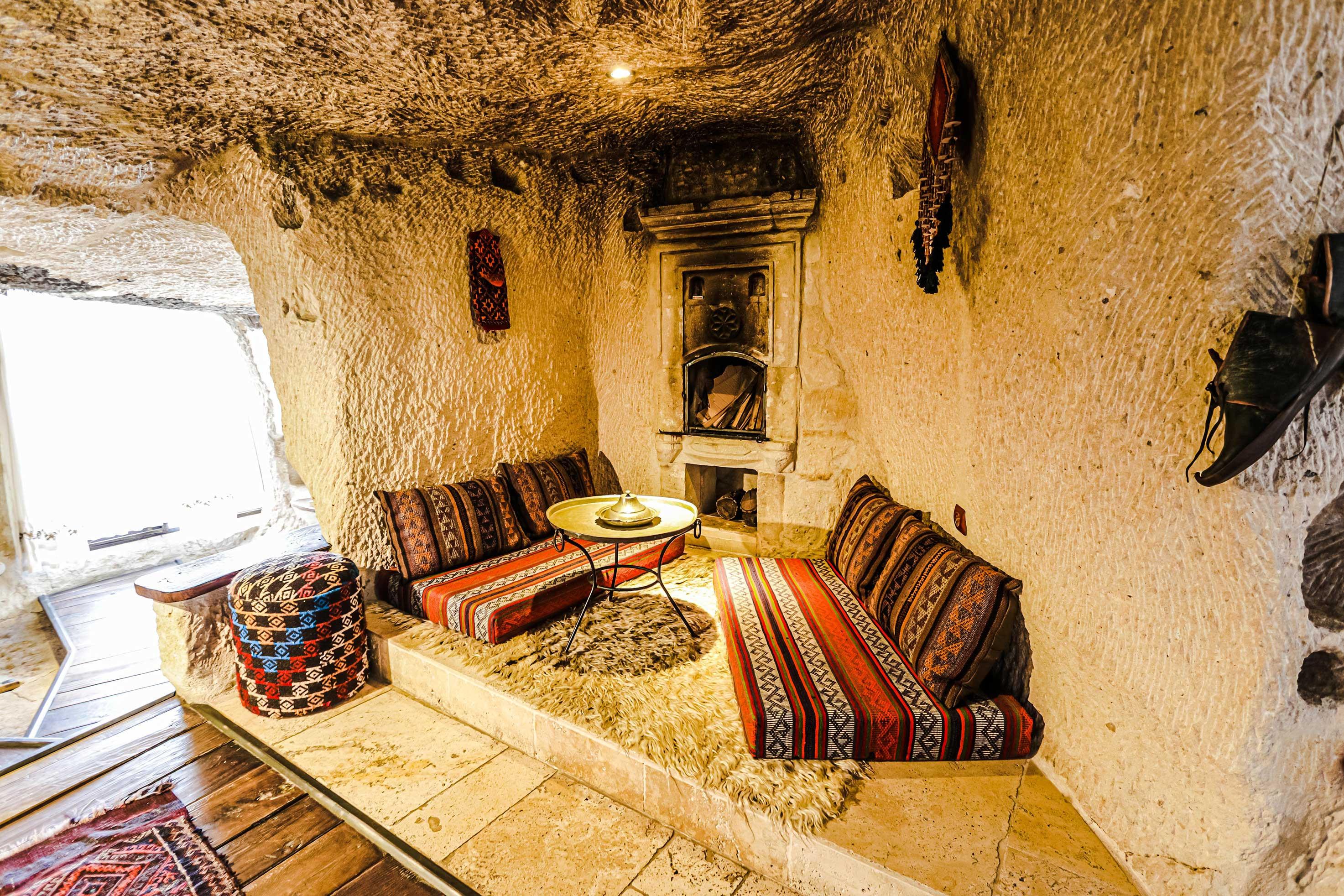 Habitación 116 (Heritage Cave Suite)