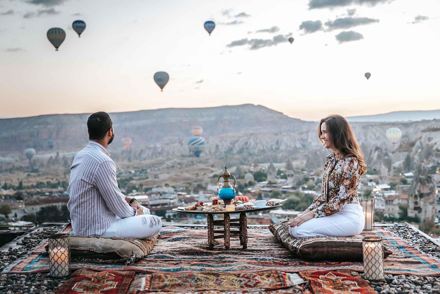 Honeymoon Packages in Cappadocia