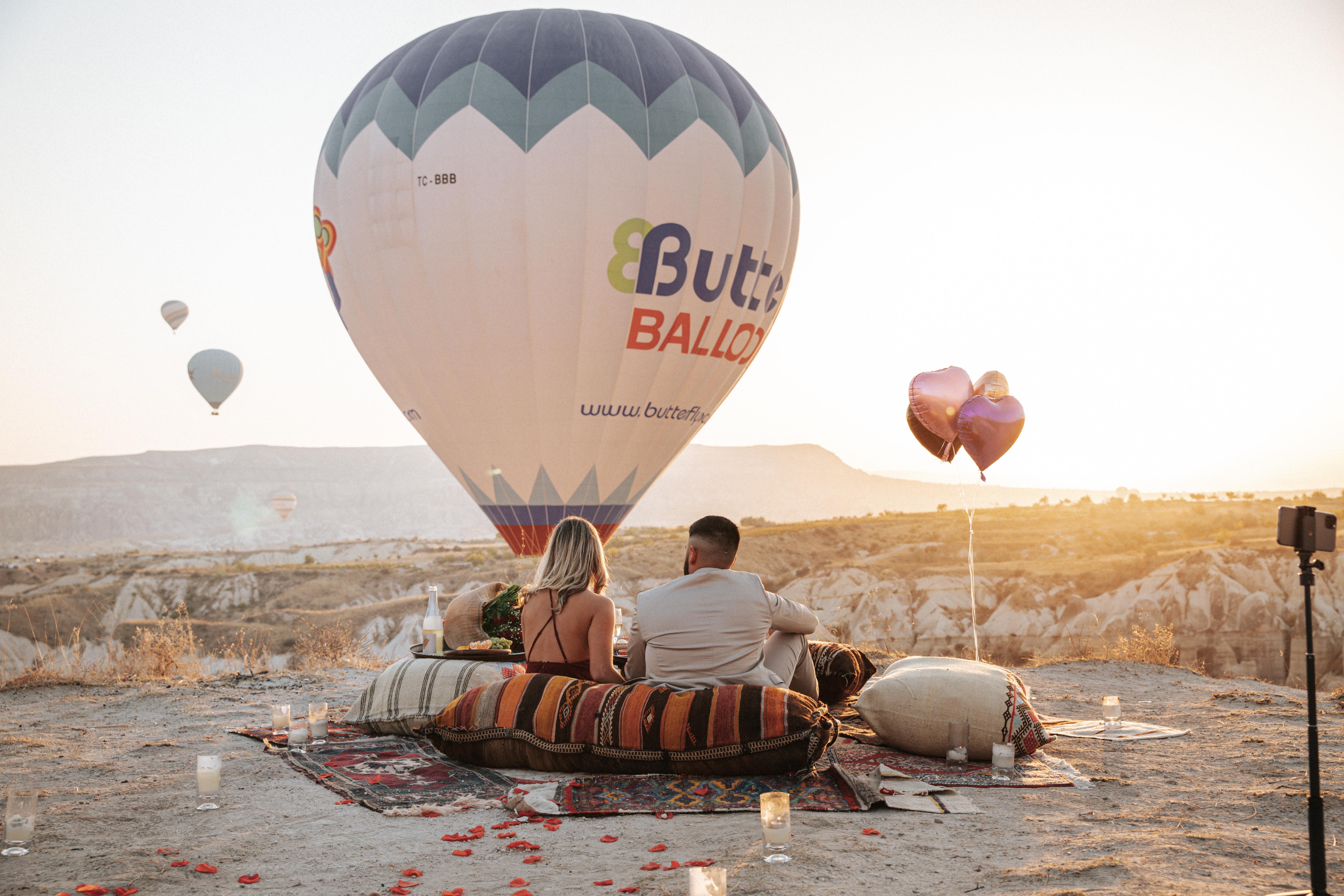 Hot Ar Balloon Ride